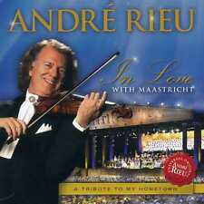 ANDRE RIEU - IN LOVE WITH MAASTRICHT - NEW CD!!
