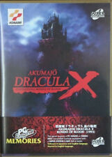 AKUMAJOU DRACULA X JAP + US VERSION - PC Engine / Turbo Duo / Turbografx *NEW*