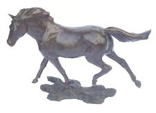 """Horse Bronze """" Grace"""" Solid Genuine Bronze by Micheal Simpson Gift Boxed 1025"""