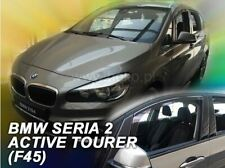 2 Deflettori Aria Antiturbo BMW Seria 2 F45 Active Tourer 2015 in poi 5 porte