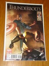 THUNDERBOLTS #155 MARVEL COMICS VARIANT EDITION COVER CAPTAIN AMERICA