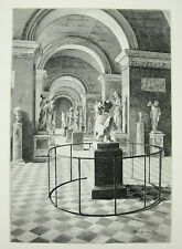 Henriette Faucher-Gudin fille de Théodore GUDIN (1802-1880) encre de chine