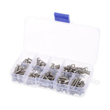 RC Screws Stainless Metal Steel Screw Kit for Traxxas Slash 4x4 Short Truck Car