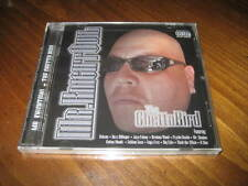 Chicano Rap CD KNIGHTOWL - the Ghettobird - Mr. Shadow Sick Jacken Seldom Seen