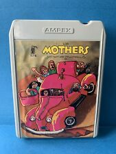 8 Track - The Mothers - Just Another Band From L. A. (serviced and play-tested)