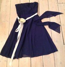 Coast Sleeveless 100% Silk & Formal Dresses for Bridesmaids