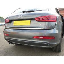 Audi Q3 (8U) 2011- Chrom Zierleiste Heckleiste Chromleiste 3M Tuning Heckklappe