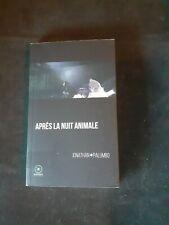 Après la nuit animale - Jonathan Palumbo - Marest Editeur (Polar)