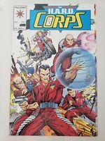 THE HARD CORPS #1-21 (1992) VALIANT COMICS FULL RUN 21 ISSUES! JIM LEE COVER #1!