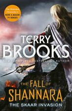 The Skaar Invasion: Book Two of the Fall of Shannara, Brooks, Terry, New conditi