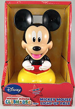 DISNEY MICKEY MOUSE CLUBHOUSE,MICKEY LIGHT-UP PALS,TALKING FLASHLIGHT,18M+,NEW