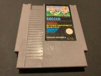 Soccer Nintendo NES PAL ESPAÑOL