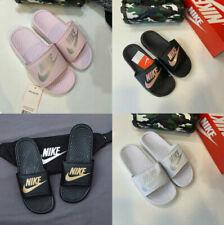 Slides Sandals Slippers Benassi Sliders Summer JDI Pool Flops Mens Flip