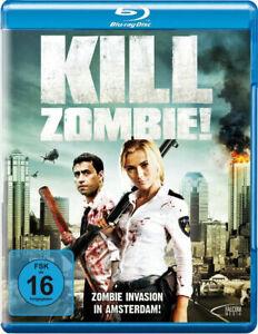 Kill Zombie - Zombie Invasion in Amsterdam! (Blu-ray), uncut