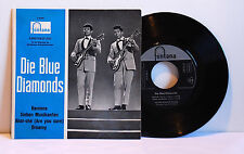 "Single 7""  Die Blue Diamonds Ramona Fontane REC. EX+"