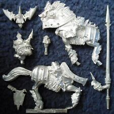 2007 Undead Vampire Counts Blood Knight Citadel Warhammer Army Mounted Cavalry