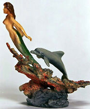 Valiant Miniature Kit# 9930 - Mermaid & Dol