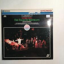 The Royal Opera: The Tales of Hoffman, LASERDISK, PA-81-006