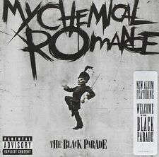 The Black Parade by My Chemical Romance (Audio CD) BRAND NEW