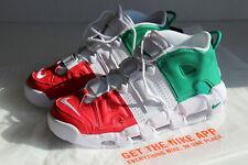 Nike Air New * * more uptempo'96 Italy orginal QS GR 44 us 10 UK 9 cortos Italia