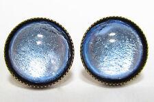 Modeschmuck-Ohrschmuck im Ohrstecker-Stil aus Glas und Gemischte Metallen mit Cabochon