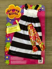 Nwt Groovy Girls Doll Fashions Styled To The Maxi Dress Bag Outfit Clothes Set