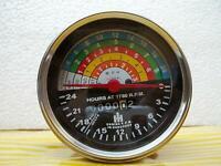 363829R91 Farmall IH Tachometer 300 & 350 UTILITY GAS Tractor