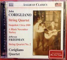 John Corigliano String Quartet Snapshot Black November Turkey Jeff Friedman