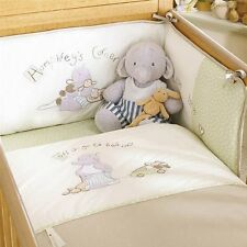 Izziwotnot Humphrey's Corner Bedtime Cot Bedding FREE KEEPSAKE PESONALISED BOX