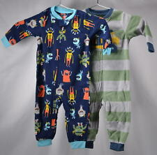 5267fcfe8eae Monsters Sleepwear (Newborn - 5T) for Boys