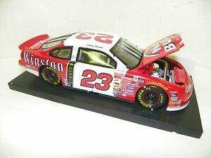 Action 1/24 Scale 1999 Jimmy Spencer Winston Cup Car Ford Taurus red/white NIB!!