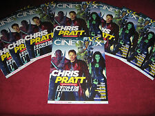 CINEPLEX MAGAZINE (LE) ''GUARDIANS OF THE GALAXY''  CHRIS PRATT.DANIEL RADCLIFFE