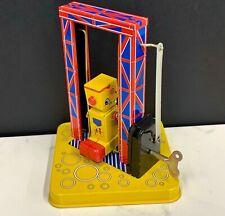 Swinging Baby Robot Key Wind Up Tin Toy - Schylling NIB