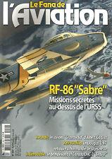 "FANA DE L'AVIATION N°459 RF-86 ""SABRE""/""GRAND RAID""/DOUGLAS C-47/DHC-2 ""BEAVER"""