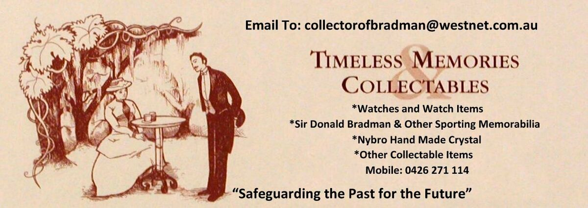 Timeless Memories and Collectables