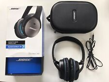Bose QuietComfort 25 Headband Headphones - Black - Mint Condition
