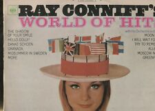 RAY CONNIFF -  WORLD OF HITS - 12 INCH LP RECORD -