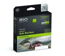 Rio InTouch CamoLux Fly Line - Wf4i - Intermediate - New