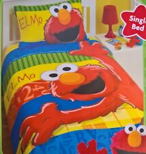 ~ Sesame Street - ELMO ORIGINAL LICENCED DOONA BED QUILT DUVET COVER Twin *LAST*