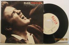 "Elvis Presley 4 track EP ""Heartbreak Hotel"" b/w ""I Was The One"" + 2 45rpm w/ PS"