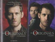 THE ORIGINALS tomes 1 et 2 Julie Plec roman livre Vampire Diaries en français