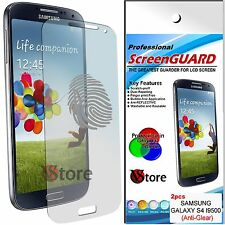 2 Film Matt for SAMSUNG Galaxy S4 I9500 Antiglare Anti-fingerprint Films