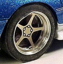 """RUOTE 1/43 CORVETTE 2000 19""""  Sprint43 W68"""
