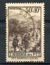 STAMP / TIMBRE DE FRANCE OBLITERE N° 347 SPORTS ET LOISIRS