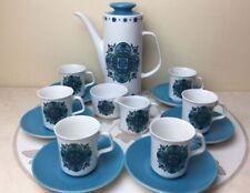 Earthenware Blue J & G Meakin Pottery