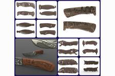 3d STL Model CNC 10PC G018 (Handle Collection) Engraver Machine Relief Artcam