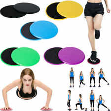 Exercise Slider For fitness Workout Sided Gilder Strength Slides Discs Pack of 4