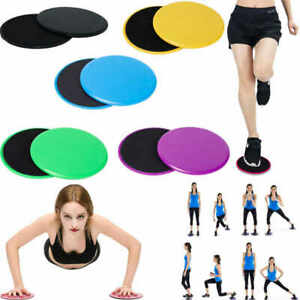 Exercise Slider For fitness Workout Sided Gilder Strength Slides Discs Pack of 4