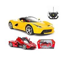 Burago Ferrari LaFerrari Red 1:14 Scale Diecast Model Sports Car Gift