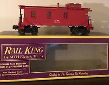 MTH Rail King O Gauge NEW YORK CENTRAL CABOOSE, MT-7701